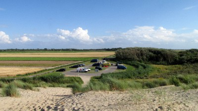 Renesse, Parken Renesse am Strand bei Ouddorp