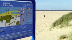 Renesse, Strand bei<br />Ouddorp