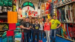 Surfpirates Flensburg,<br />Messe Boot Düsseldorf<br />2018