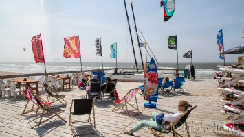 St. Peter Ording, chillen am Strand, windsurfen, kitesurfen