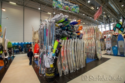 Surf Keppler, Messe Boot Düsseldorf 2018