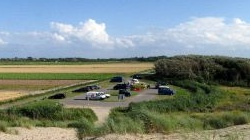 Renesse, Parken Renesse<br />am Strand bei Ouddorp