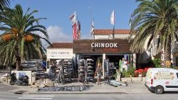 Chinook Surfshop Leucate