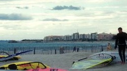 Windsurfen in Cap d Agde